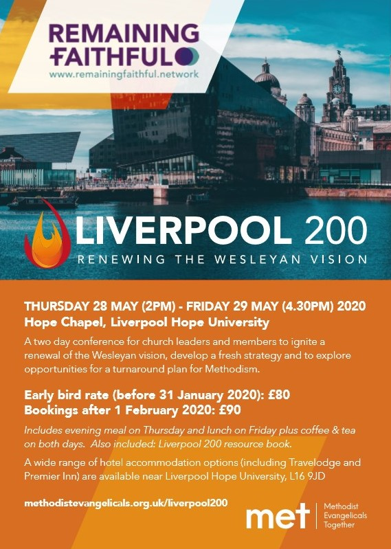 Liverpool 200 Flyer - Front